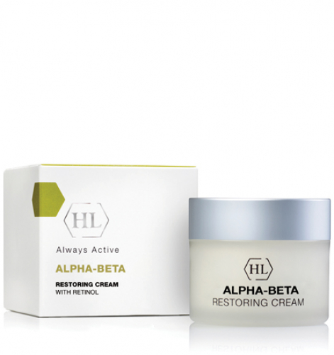 Holy Land ALPHA-BETA Restoring Cream   Восстанавливающий крем, 50 мл