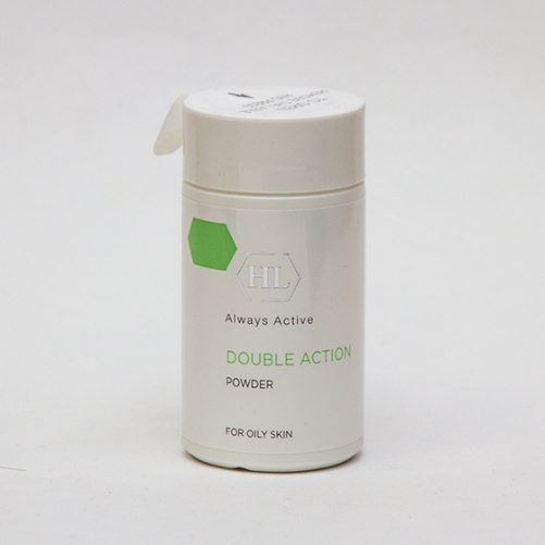 Holy Land DOUBLE ACTION Powder | Защитная пудра, 45 мл