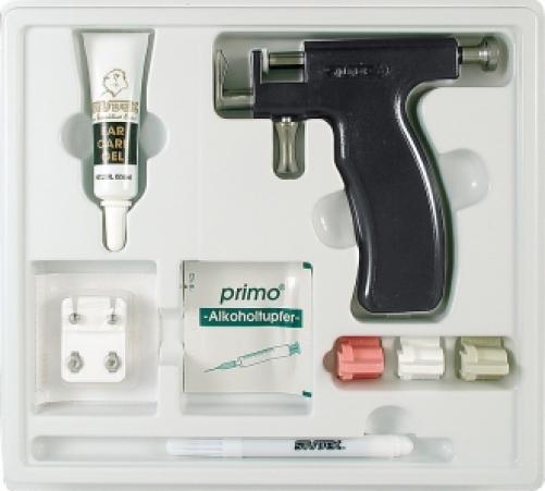 STUDEX   Набор инструментов для прокалывания мочки уха, 1 шт