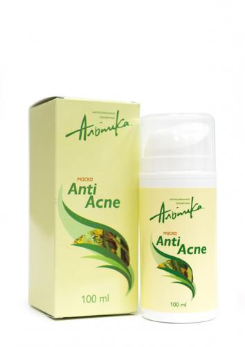 Альпика   Маска Anti Acne, 100 мл
