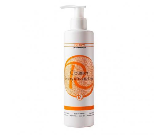 Renew  Очищающий гель для нормальной и сухой кожи, 250 мл